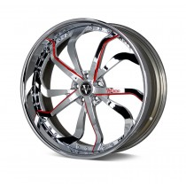 VELLANO VCY FORGED WHEELS 3-PIECE